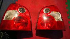 Polo 9n rear lights