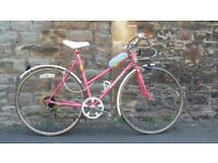 FULLY SERVICED OLD SCHOOL PEUGEOT MONTE CARLO BICYCLE