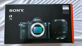 Sony Alpha a7 MKII Compact System Camera with 28-70mm
