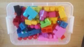 Large Lego building blocks