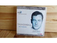 THUNDERBALL ON AUDIO CD- COMPLETE AND UNABRIDGED