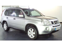 2008 58 NISSAN X-TRAIL 2.0 SPORT DCI 5D DIESEL*FSH**PART EX WELCOME*FINANCE AVAILABLE*WARRANTY*