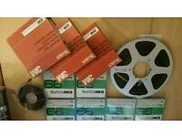 Reel-to-reel Tapes METAL + Scotch x 3 tapes Boxed + EMI 99 Tapes x 6 + 1 Other?