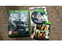 *As New* Gears of War 4 Xbox One