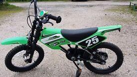 MOTOBIKE MXR 750 boy's bike