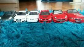 Medium sized cars