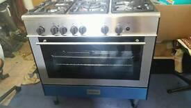 Kenwood cooker