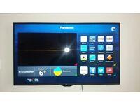 """Panasonic Viera TX-40CX400B 40"""" Ultra HD 4K LED Smart Freeview"""