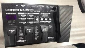 ME25 Boss Multi- effets usagé
