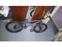 2014 radio valac bmx only been used a few times spent the rest of the time in the she'd.