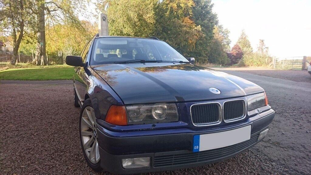 BMW 328i E36 Touring - Manual - M50 Conversion - Limited slip diff -  M-sport Suspension | in Merchiston, Edinburgh | Gumtree