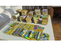 Sets of POKEMON CARDS! 15 Holos or 100 bulk! Individual cards and tins as well! GX & EX