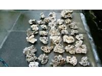 50 kilo of ocean rock for sale