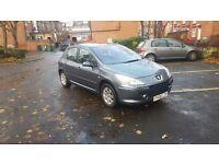 Peugeot 307 2006 12 months mot