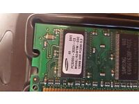 iMac Desktop 128Mb Memory Upgrades x2.