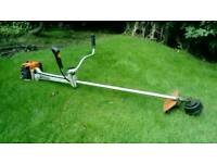 Stihl FS450 bush cutter powerful petrol strimmer