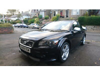 VOLVO C30 R DESIGN for sale swap or px NOT GOLF ASTRA A3 BMW FOCUS