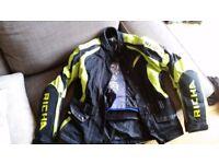 Women's Richa bike jacket