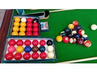 7ft SuperLeague Pub Style Slate Bed Pool Table