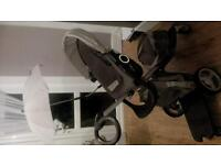Xplory Stokke Pushchair with Complete Set