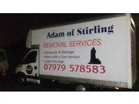 removals/Man with a van