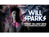 Will sparks 18th may