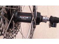 Racer Wheel - Mavic Open Pro - Shimano 105 - Rear Wheel