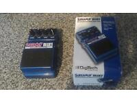 Digitech Screaming blues overdrive pedal