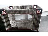 Toy Travel Cot and Baby Carry Seat