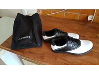 Men's Golf Shoes, Size 8