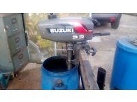 Suzuki DT 2.2 Outboard motor two stroke
