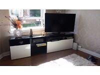 6 foot tv unit