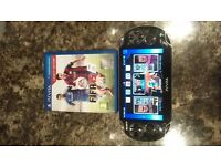 Sony Ps Vita two games