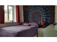 Bright and furnished double room