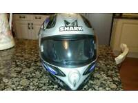 Motorbike bike helmet