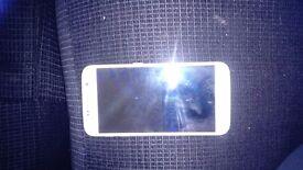 Samsung galaxy s6 white perfect condition