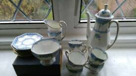 Royal Doulton 'Arvon' 6 piece coffee set