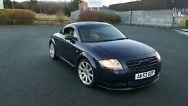 Audi tt 225 low milage