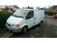 Ford transit mk5 loads of mot