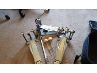Pearl VBL Drum Kit with Hardware, seat, cymbals, pedals and extras [COLLECTION]
