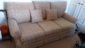 Double sofa in a very good condition