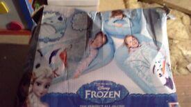 FROZEN Readybed Airbed / Sleeping bag