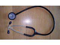 Black Littmann/Littman/Litman Stethoscope Classic 2 ii