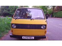 VW T25 Campervan - fantastic little runner