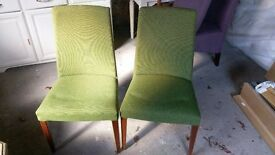 Dining Chairs *Pair*