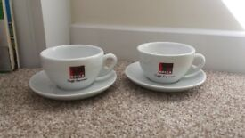 ROCCO cups and saucers