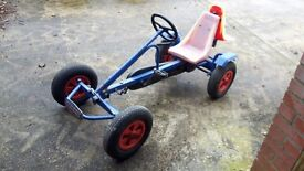 Zircon Pedal Go Cart