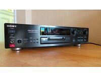 SONY MDS-JB930 QS HIGH-END MINIDISC RECORDER & PLAYER HI FI