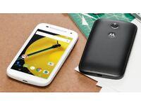 Motorola moto E 2nd gen unlock