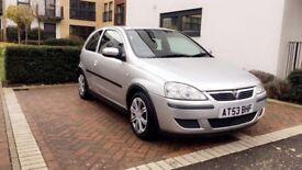 Vauxhall corsa 1.2 petrol MOT £650